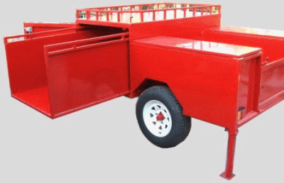 Purpose Built Trailer
